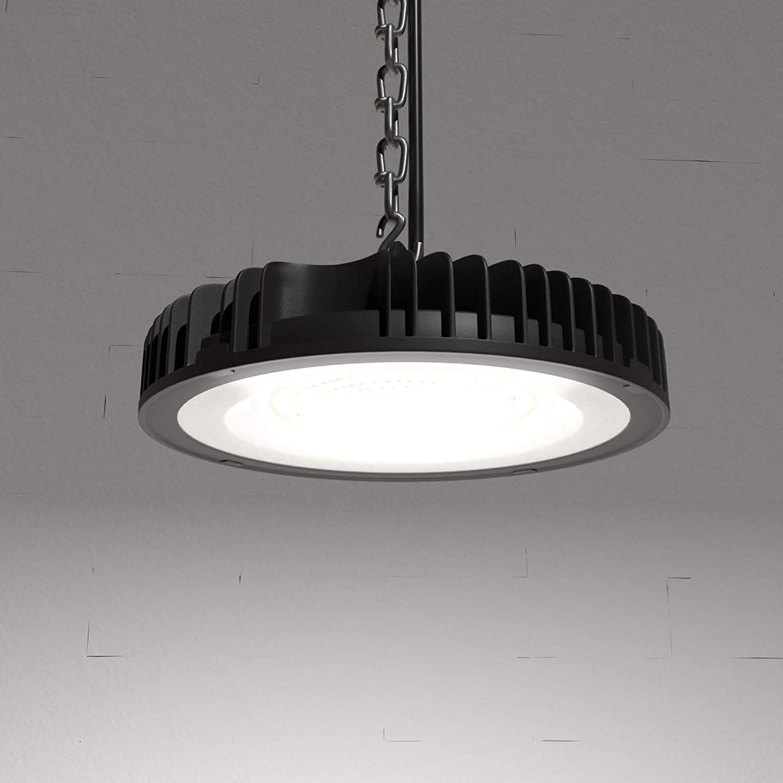 AmazonCommercial 150W ECO UFO High Bay LED Light