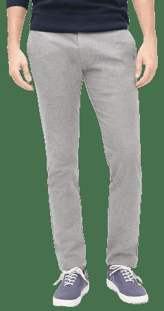 J.Crew Factory Men's Slim-Fit Flex Brushed Twill Pants