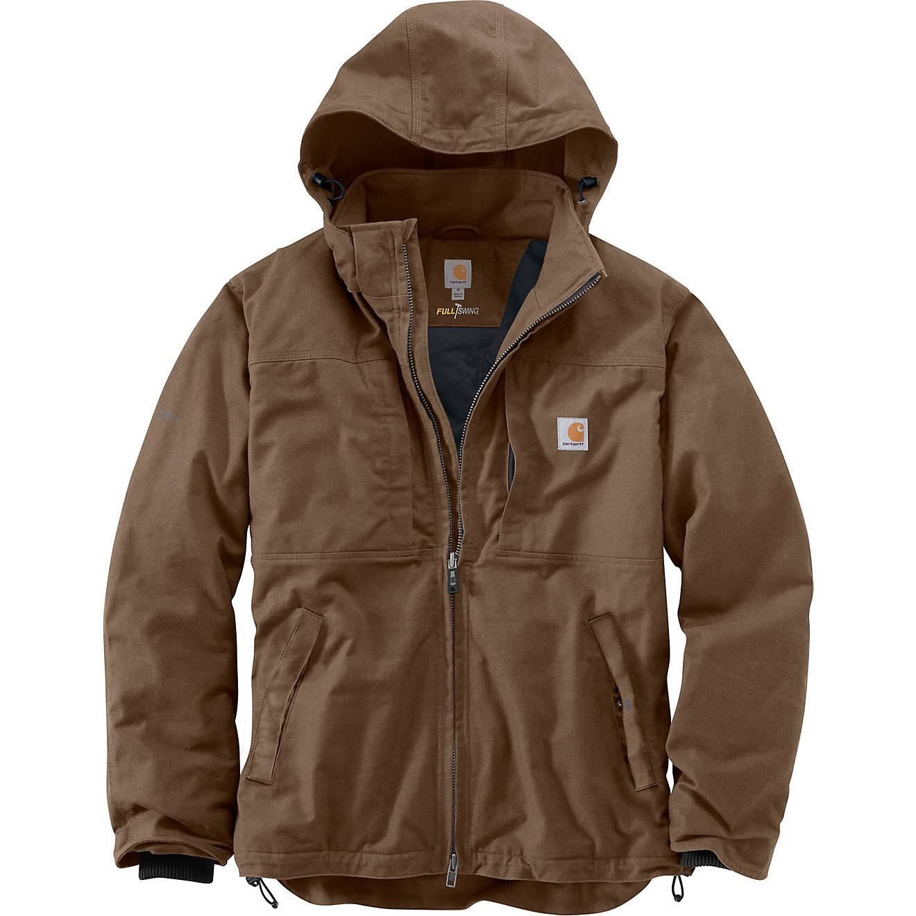 Extra 50% Off Select Carhartt Apparel: Midweight Hooded Zip Front Sweatshirt