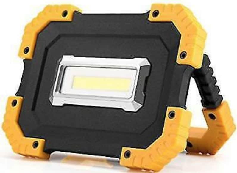 400-Lumen Portable Rugged COB Work Light