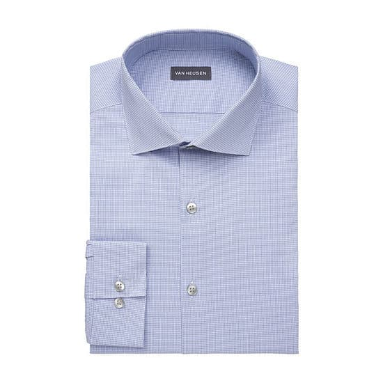 Van Heusen Men's Big & Tall Stain Shield Wrinkle Free Dress Shirt (various)