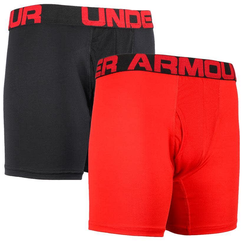 Under Armour Men's Original Boxerjock 2-Pack