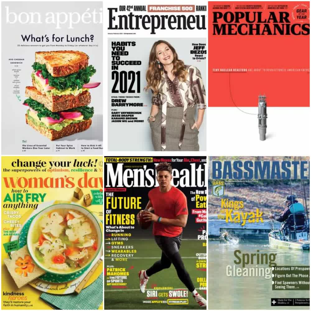 DiscountMags Sale