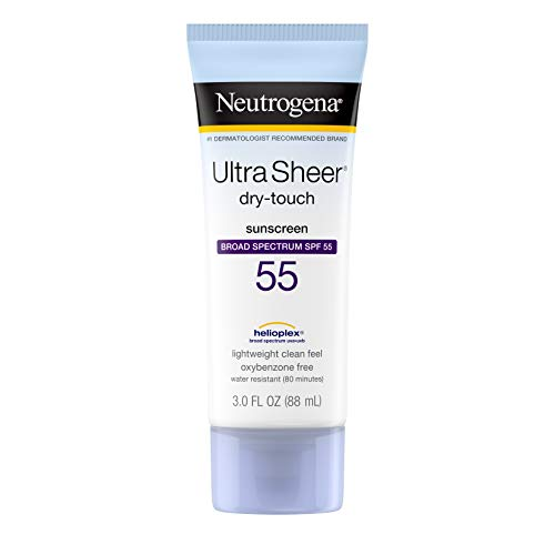 Neutrogena Ultra Sheer Dry-Touch Sunscreen Lotion,