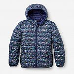 Eddie Bauer CirrusLite Down Hooded Jacket (Kids)