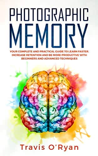 """Photographic Memory"" Kindle eBook"