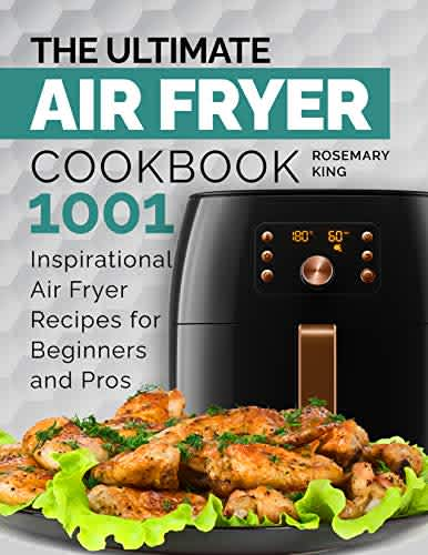 The Ultimate Air Fryer Cookbook Kindle eBook