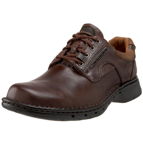 Clarks Unstructured Men's Un.Ravel Casual Oxford
