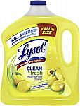 90 oz Lysol Clean & Fresh Multi-Surface Cleaner