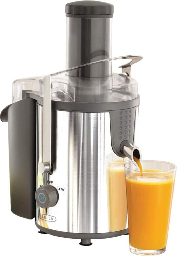 Bella High Power Juice Extractor (Black)