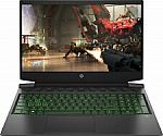 "HP 16-a0032dx Pavillion 16.1"" Gaming Laptop (i5-10300H 8GB, 512GB SSD + 32GB Optane, GTX1660Ti)"