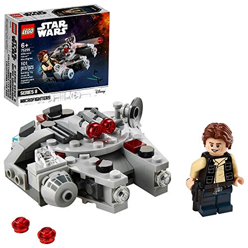 LEGO Star Wars Millennium Falcon Microfighter 75295 Building Kit