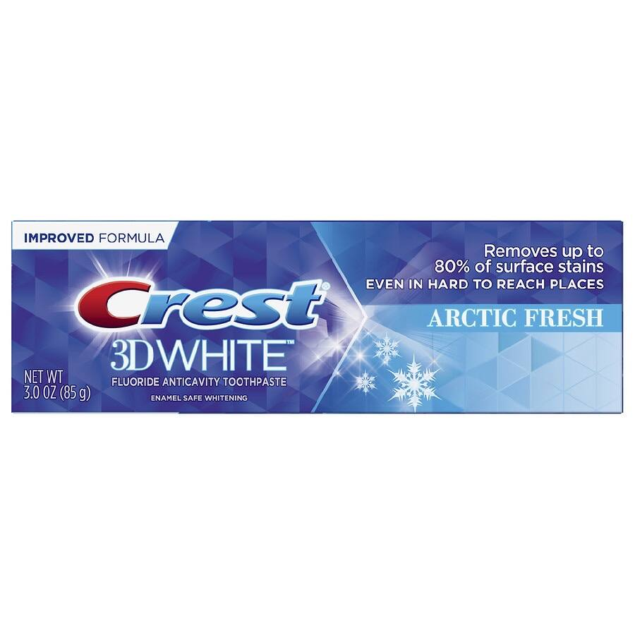 3-oz to 5.4-oz Crest Toothpaste (Various)