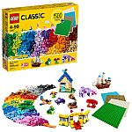 Lego Classic Bricks 1500 Pieces
