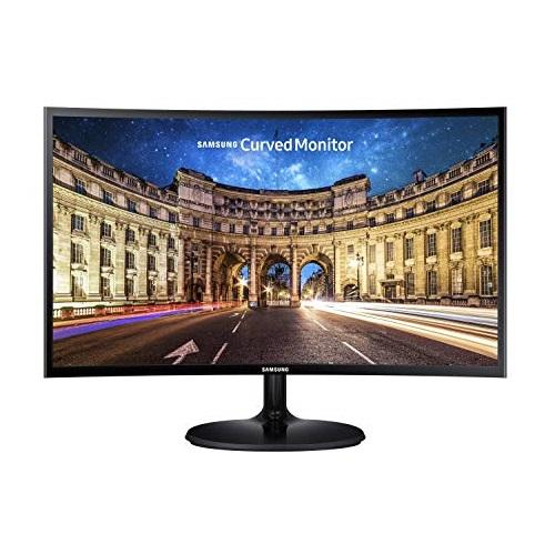 Samsung三星 CF390 系列 1080P 曲面显示器,27吋