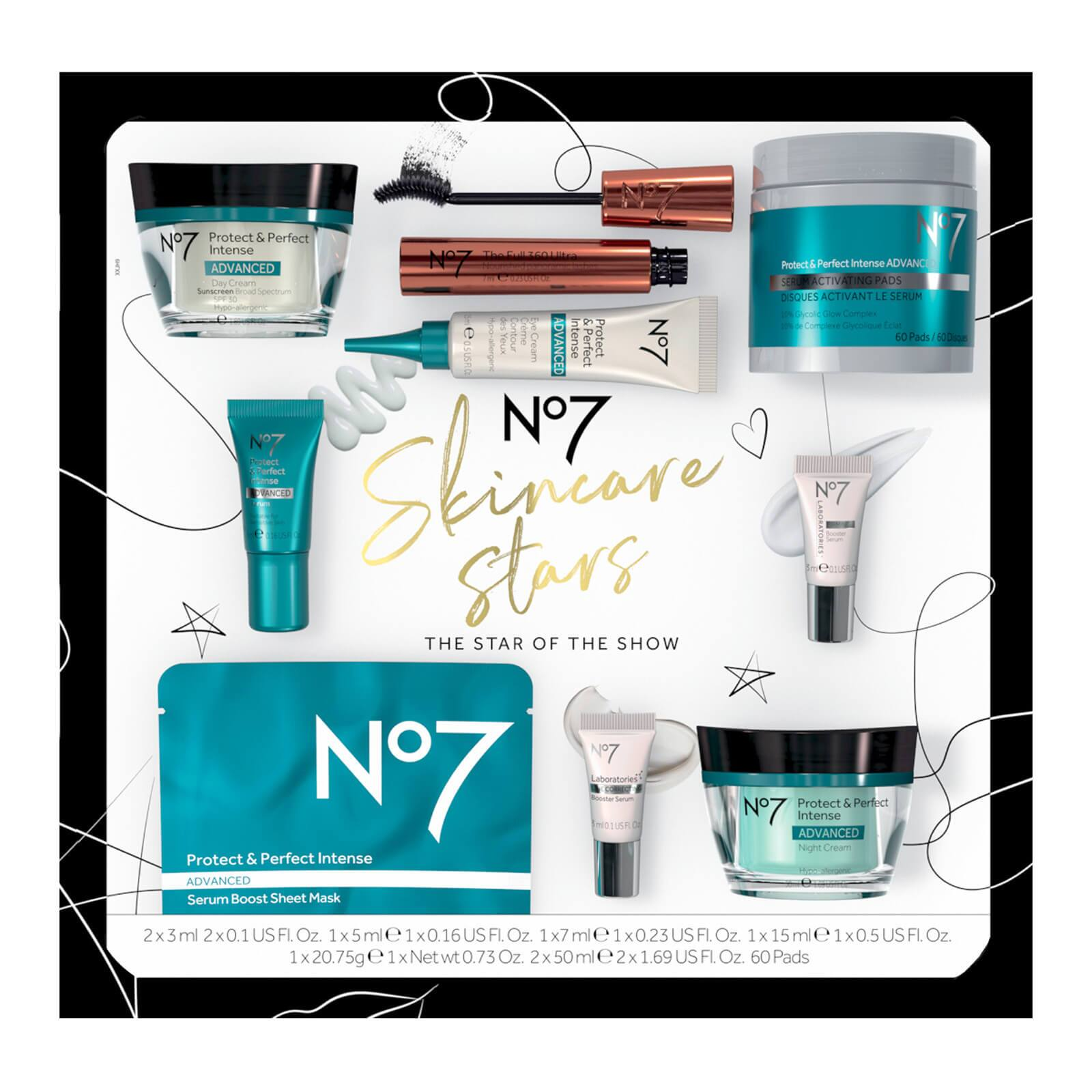 10-Piece No7 The Star of the Show Skincare Gift Set