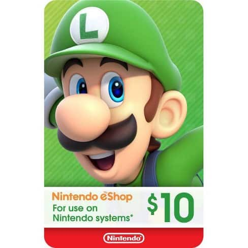 Target: Video Game Gift Cards & Subscription Cards (Digital): Buy One, Get 2nd