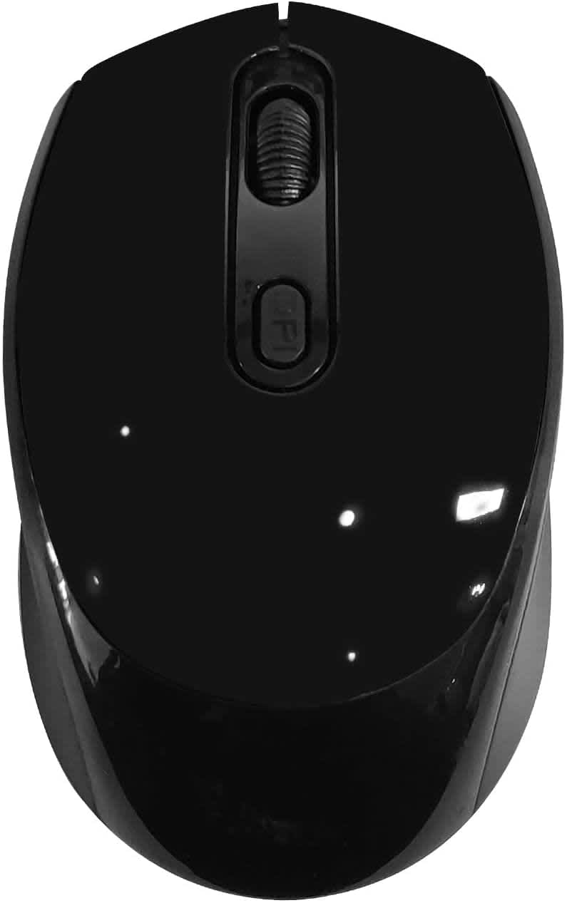 Nanming Wireless Optical Mouse with USB Receiver