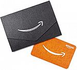 Amazon - Purchase $50 Amazon.com Gift Card