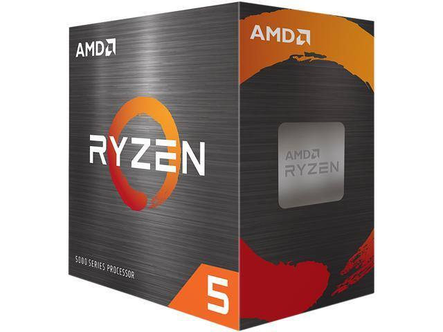 AMD Ryzen 5 5600X 3.7 GHz  6-Core AM4 Processor