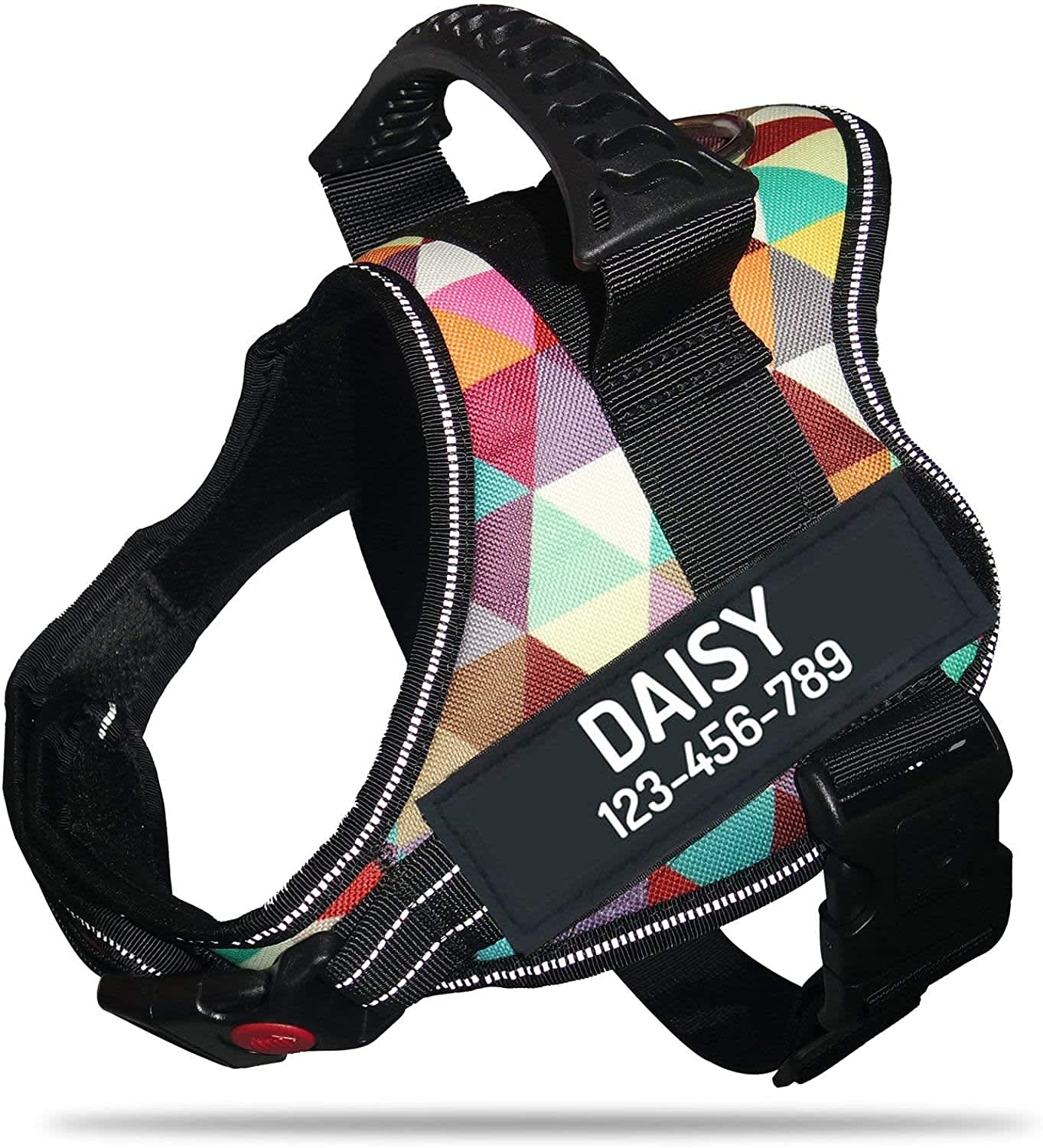 PawPawify Personalized No-Pull Dog Harness
