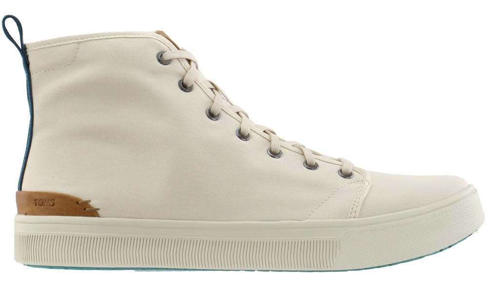 Toms Men's TRVL Lite HighTop Lace Up Sneakers
