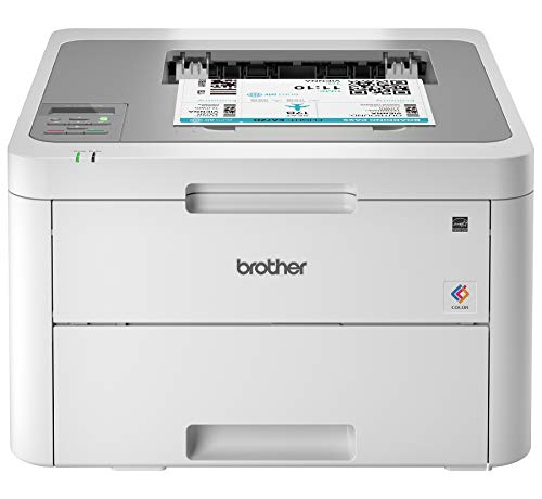 Brother HL-L3210CW Compact Digital Color Printer Providing Laser Printer