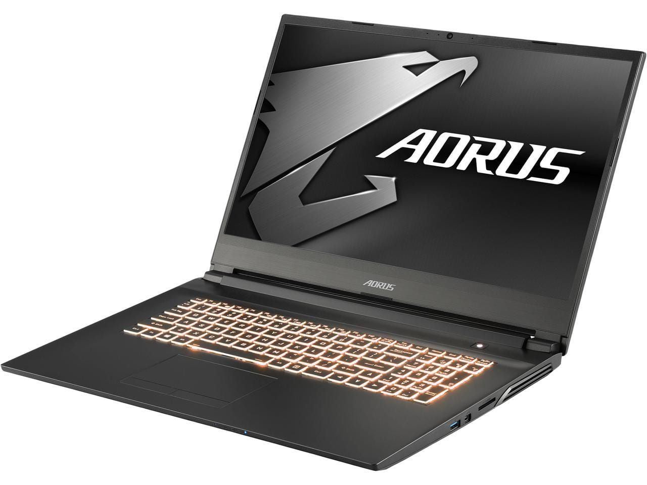 "Gigabyte Aorus 7 17.3"" Gaming Laptop: i7 10750H, 512GB"