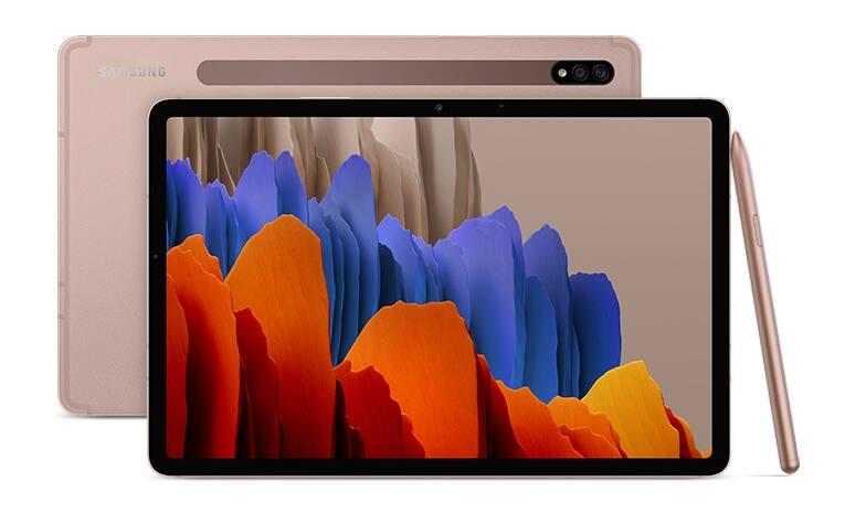 """Samsung EDU/EPP Discount: 512GB 12.4"""" Galaxy Tab S7+ w/ Galaxy Buds Live"""