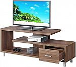 "Convenience Concepts Seal II 60"" TV Stand (Cappuccino)"