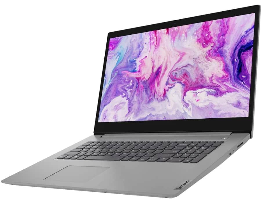 "Lenovo IdeaPad 3 10th-Gen. i3 17.3"" Laptop"