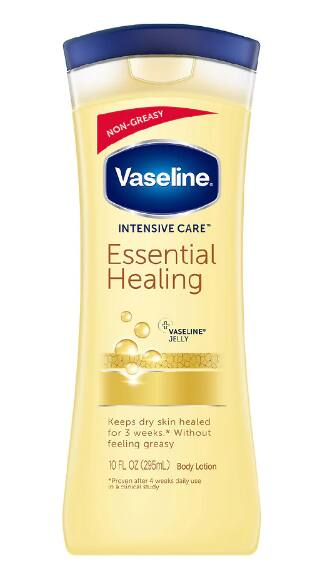 10oz Vaseline Hand & Body Lotion (Various)