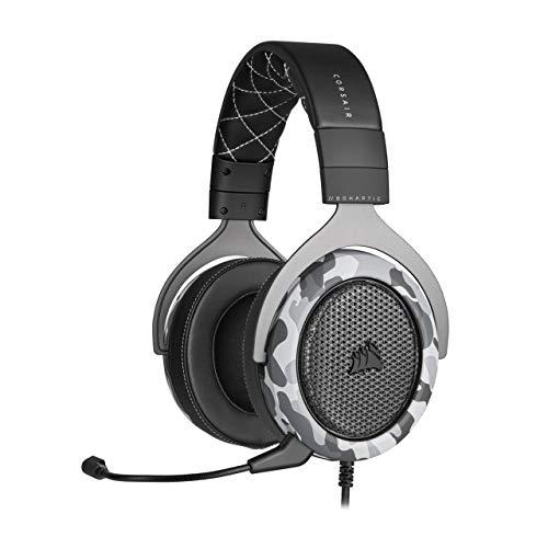 史低价! Corsair HS60 HAPTIC 游戏耳机