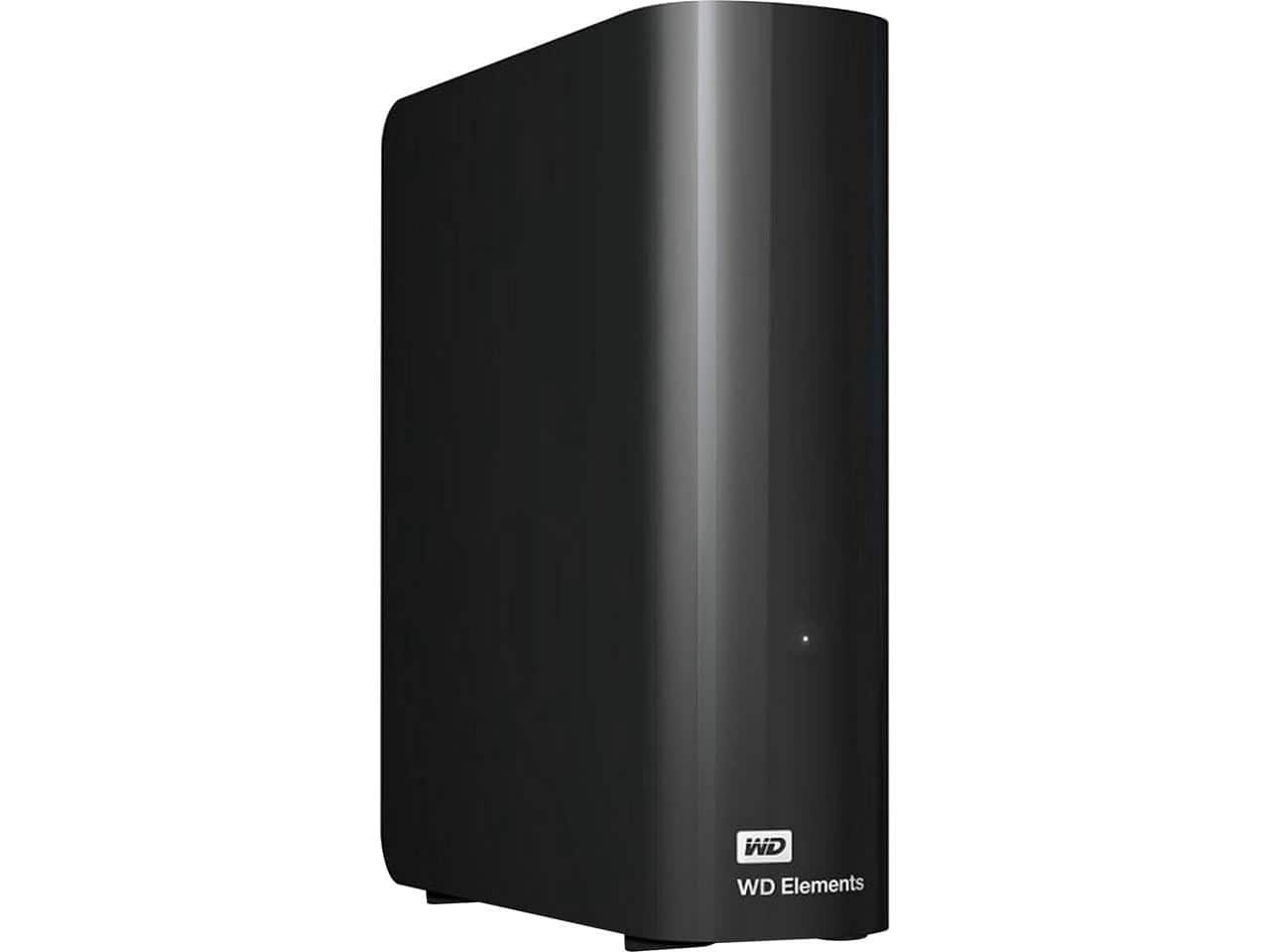 12TB WD Elements USB 3.0 External Desktop Hard Drive