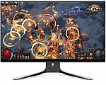 Alienware 27 AW2721D 240Hz 27-inch QHD Fast IPS Gaming Monitor