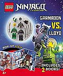 LEGO Ninjago Legacy Garmadon vs. Lloyd Set w/ 2 Books & 2 Minifigures