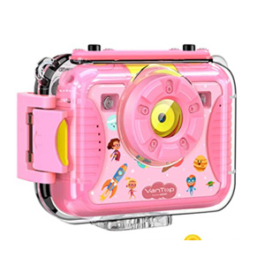 VanTop Junior K8 Kids Camera with 32GB Memory Card