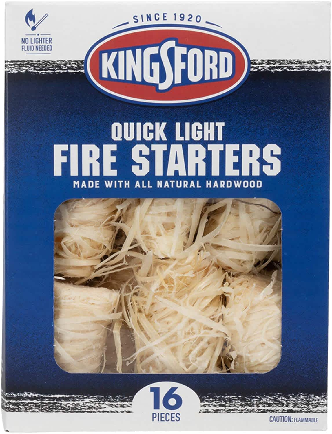 Kingsford 16-Piece Quick Light Fire Starters