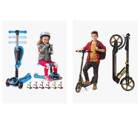 Up to 36% off SKIDEE Scooters