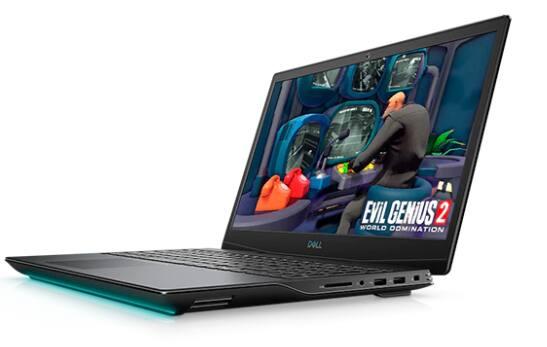 "Dell G5 15 Laptop: i7-10750H, 15.6"" 1080p 144Hz, 16GB DDR4, 512GB SSD, GTX 1660 Ti"