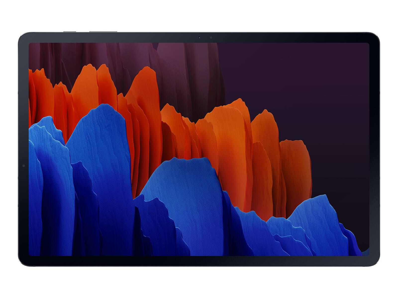 """Samsung EDU Discount: 128GB 12.4"""" Galaxy Tab S7+ (Mystic Black)"""