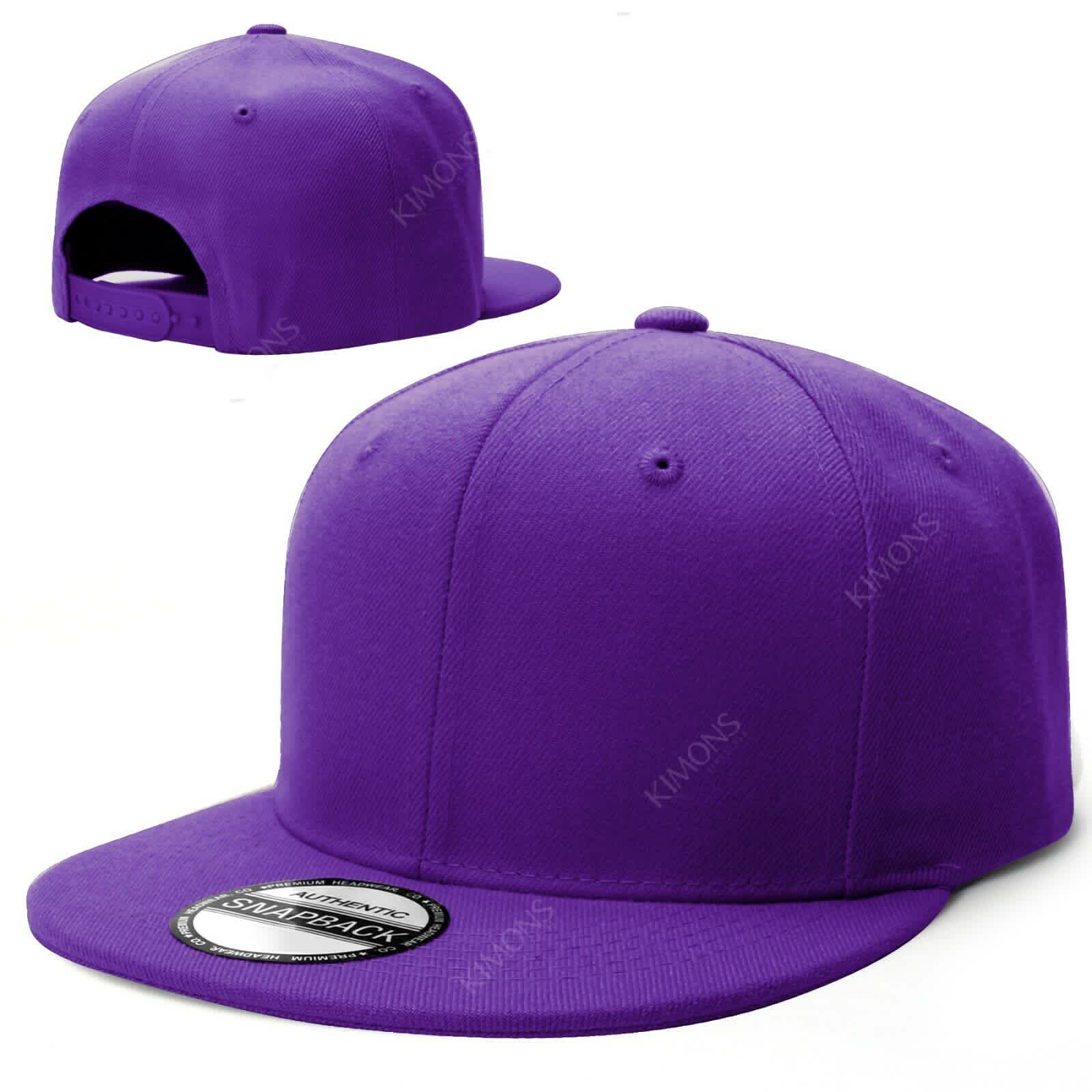 Men's Snapback Cap