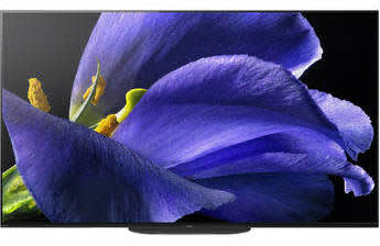 """Sony Master A9G 65"""" 4K HDR OLED UHD Smart TV"""