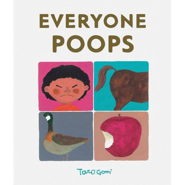 Everyone Poops (Hardcover Book)