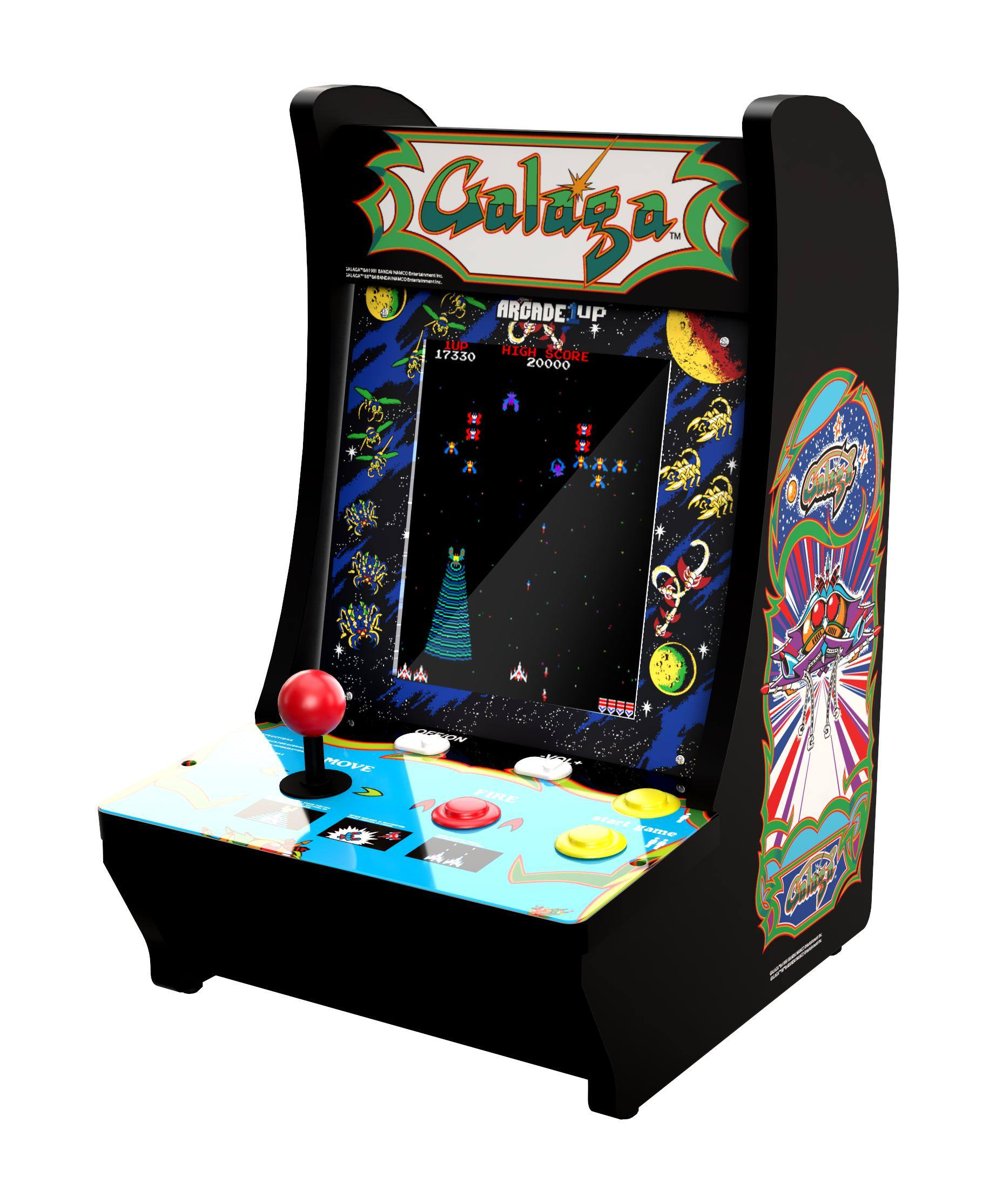 Arcade1Up Galaga Countercade