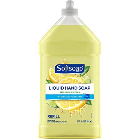32oz. Softsoap Liquid Hand Soap Refill (Fresh Citrus)