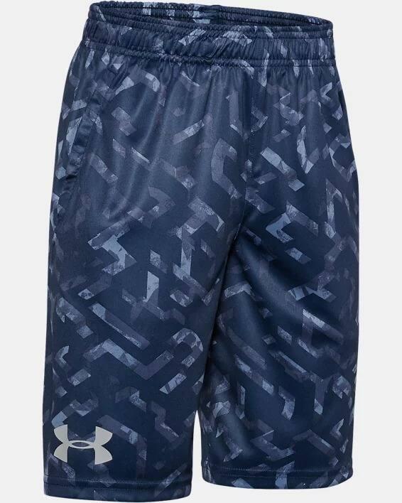 Under Armour: Kids' UA Tech ½ Zip $15, Boys' Velocity Shorts & Kids' Tees