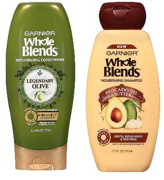 Garnier Whole Blends Shampoo & Conditioner (various formulas)