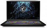 "MSI GF75 Thin 17.3"" 144Hz 3ms FHD Gaming Laptop (RTX3060, i7-10750H, 16GB, 512GB SSD, 10UEK-029)"