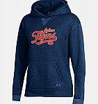 Women's UA All Day Fleece Collegiate Hoodie